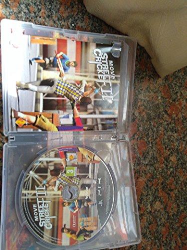 Move Street Cricket 2 (Playstation 3)