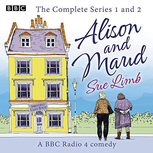Alison and Maud: The Complete Series 1 and 2 cover art