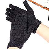 1 Pair Black Heat Resistant Protection Gloves for Hairdressing Hair Straightener,Curling Tongs Wands