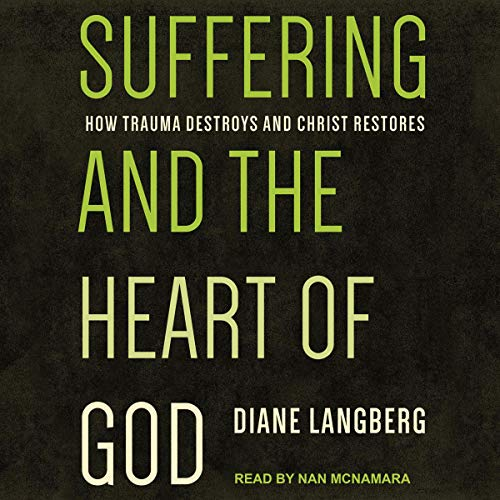 Suffering and the Heart of God cover art