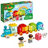 LEGO DUPLO My First Number Train - Learn to Count 10954 Building Toy; Introduce Toddlers to Numbers and Counting; New 2021 (23 Pieces)