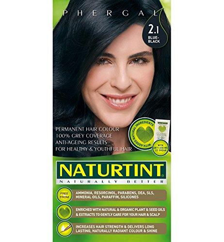 Naturtint Permanent 2.1 Blue-Black 170ml