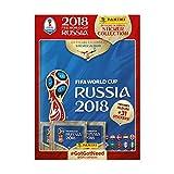 Panini FIFA World Cup 2018 - Confezione iniziale di adesivi...