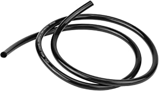 sourcing map Fuel Line Hose,NBR,16mm ID x 21mm OD,2M//6.56FT,Diesel Petrol Water Hose Engine Pipe Tubing