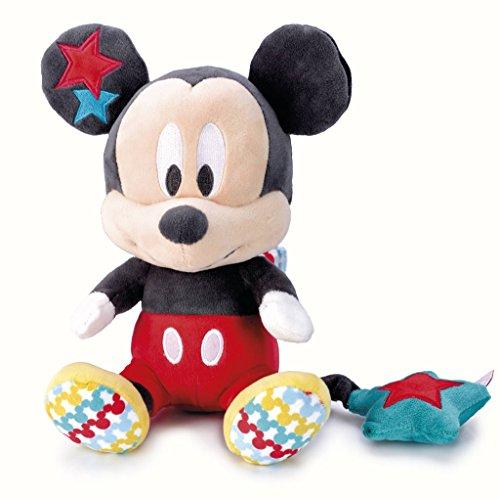 Disney Baby - Peluche Musical con diseño Mickey, 24 cm (Famosa 760013414A)