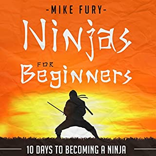 Ninjas for Beginners: 10 Days to Becoming a Ninja Titelbild