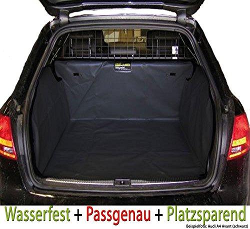 Starliner maßgeschneiderte Kofferraumauskleidung Dacia Dokker, Bj: 2012 - bis jetzt, Farbe: SCHWARZ (SL10780S)