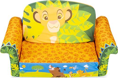 Lion King Foam Couch