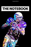 "The Notebook: Funny Rugby Notebook/Journal (6"" X 9"") Rugby Players Gifts For Birthday Or Christmas"