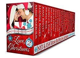 Love, Christmas - Movies You Love (The Holiday Series Book 2) by [Mimi Barbour, Leanne Banks, Joan Reeves, Mona Risk, Rebecca York, Jacquie Biggar, Alicia Street, Nancy Radke, Katy Walters, Stephanie Queen, Aileen  Fish, Rachelle  Ayala, Dani  Haviland, Traci  Hall, Taylor  Lee, Donna  Fasano, Cynthia  Cooke, Susan Jean  Ricci, Tamara  Ferguson, Suzanne  Jenkins, Natalie  Ann, Alyssa  Bailey, Stacy  Eaton, Jen  Talty, Melinda  De Ross]