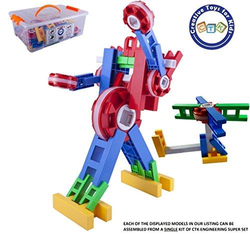 Super Engineer Building Set 160 Pcs –...