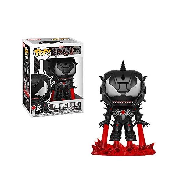 Funko Pop Iron Man Venomizado (Venom 365) Funko Pop Marvel