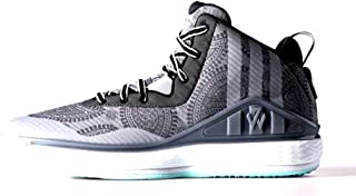 adidas J Wall 1 (Woven Paisley) Grey/White