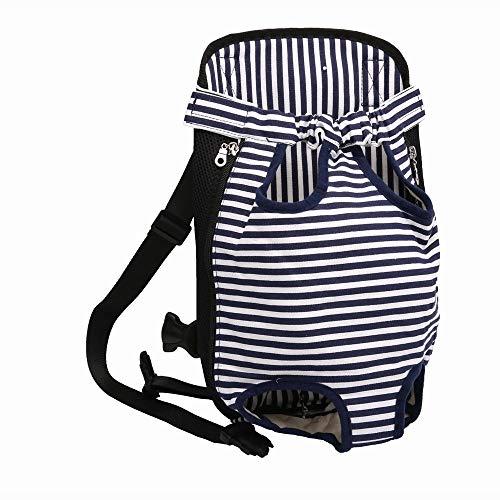 CMmin verstelbare hond kat huisdier Sling draagtas voorzijde Pack gemakkelijk schouder riem portemonnee Comfy zak voor kleine honden katten dieren
