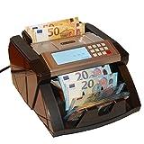 Macchina per conteggio e validazione banconote