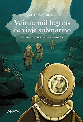 Veinte mil leguas de viaje submarino (LITERATURA INFANTIL (6-11 años) - Libros-Regalo)