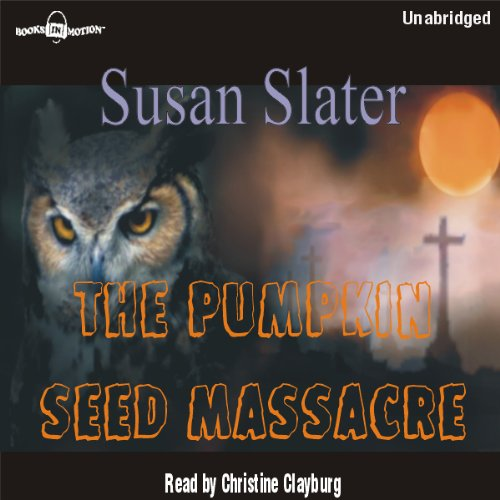 The Pumpkin Seed Massacre audiobook cover art