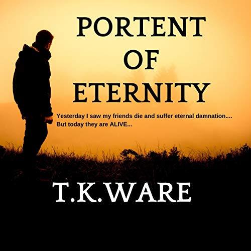 『Portent of Eternity』のカバーアート