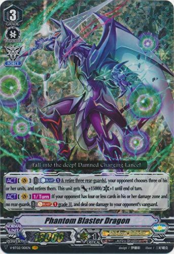 Cardfight!! Vanguard - Phantom Blaster Dragon - V-BT02/001EN - VR - V Booster Set 02: Strongest! Team AL4