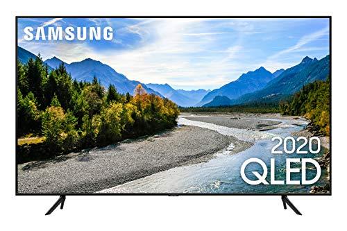 "Smart TV 4K Samsung QLED 55"" UHD - QN55Q60TAGXZD"