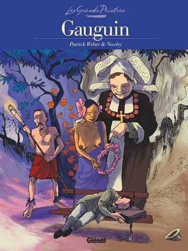 Les Grands Peintres - Gauguin: Portrait de l'artiste au Christ jaune