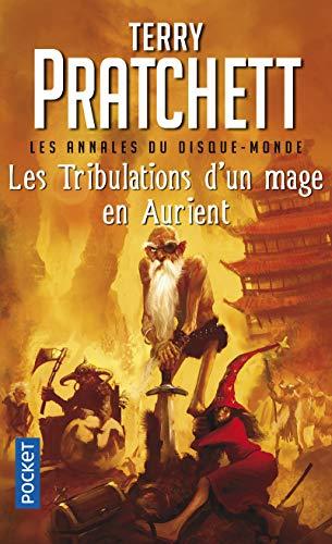 Les Annales du Disque-Monde, Tome 17 : Les Tribulations d'un mage en Aurient
