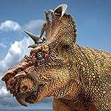 FloZ PNSO Pachyrhinosaurus Brian Dinosaur Model Toy Collectible Workshop Special Version