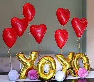 Valentines XOXO Balloon Set 16