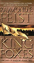 King of Foxes (Conclave of Shadows, Book 2) [Mass Market Paperback]