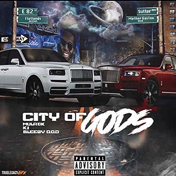 City of Gods (feat. K.I. & Bleezy D.O.D.)