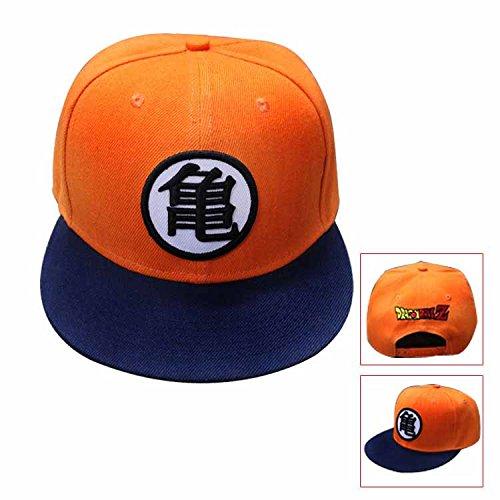 f0184f626c0 inDomit Adjustable Canvas Baseball Cap for Anime Dragonball Z Goku Fans or  Cosplayer