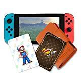 NFC Game Cards for Mario Kart 8 Deluxe Switch - 20pcs With Cards Holder