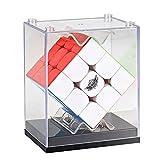 HJXDtech FEIJUE Cube Vitesse magnétique 3x3x3 Couleurs Vives Cube Magique Cube...