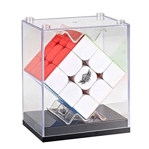 HJXDtech® Feiyue Posizionamento Magnetico 3x3x3 Cubo Magico , Professional Speed Magic Cube per la Concorrenza