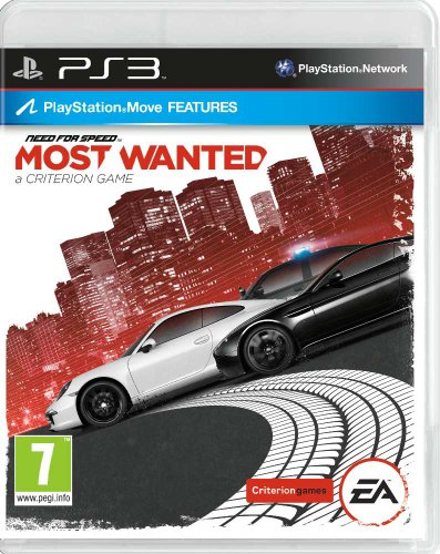 Need for Speed Most Wanted (Playstation 3) [UK IMPORT]