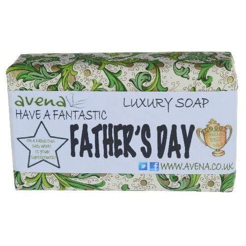 Savon en cadeau Barre de savon de qualité 200g Fête des Pères - Soufre
