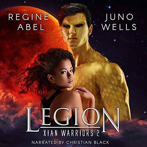 Legion Audiobook By Regine Abel, Juno Wells cover art