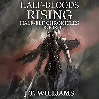Half-Bloods Rising cover art