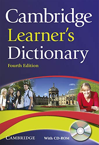 Cambridge Learner's Dictionary with CD-ROM. Fourth Edition.