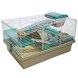 Rosewood Pico - Casa para hámster, Color Verde Azulado translúcido