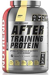 Nutrend After Training Protein, Vanilla, 2520g