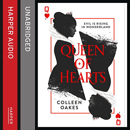 Queen of Hearts: Queen of Hearts, Book 1                   By:                                                                                                                                 Colleen Oakes                               Narrated by:                                                                                                                                 Moira Quirk                      Length: 6 hrs and 55 mins     8 ratings     Overall 3.6