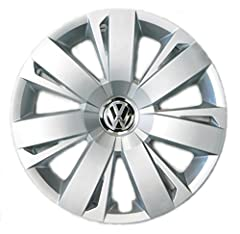 A brand-new Genuine Volkswagen OE part 5C0601147AQLV A brand-new Genuine Volkswagen OE part 5C0601147AQLV Listing is for one wheel cover, not a set