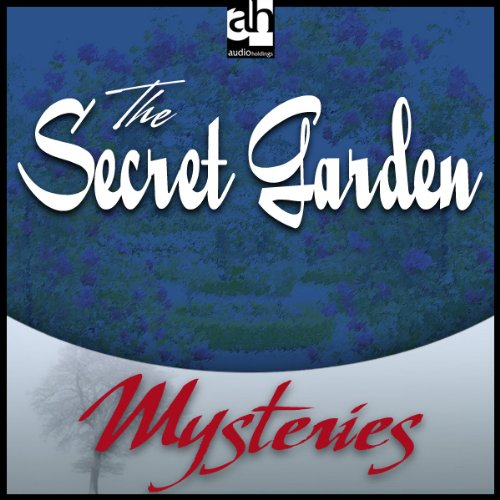 The Secret Garden audiobook cover art