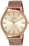 Casio Collection Unisex-Armbanduhr LTP-E140R-9AEF