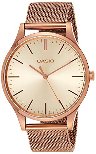 Casio Collection Unisex-Armbanduhr LTP-E140R-9AEF