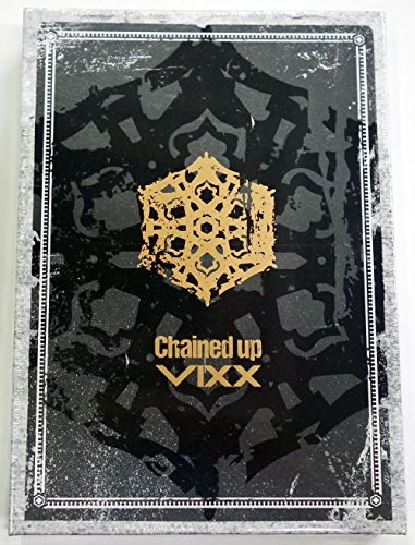 JellyFish Entertainment Vixx - Chained Up [Freedom Ver.] Cd + 76P Photobook + Photocard + Tatoo Sticker + Extra Gift Photocards Set
