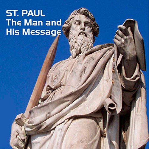 St. Paul audiobook cover art