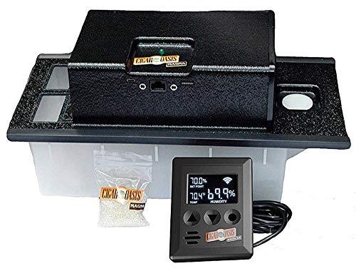 Cigar Oasis II XL Magna 3.0 - ELEKTRONISCHER BEFEUCHTER - HUMIDOR
