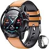 Montre Connectée Smartwatch Entache IP68, AGPTEK Bracelet Connecté...